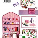 Butterick Sewing Pattern 4521 101 Designer Sewing Room Accessories Serger Machine Covers