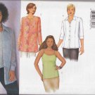 Butterick Sewing Pattern 3040 Women's Plus Size 14W-18W Easy Blouse Tunic Camisole Twin-Set