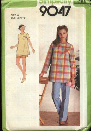 Oceanside Pants and Shorts - Sewing Patterns that are a