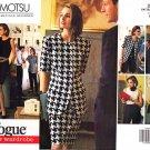 Vogue Sewing Pattern 2920 Misses Size 6-10 Tamotsu Easy  Wardrobe Jacket Dress Top Skirt Pants