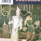 Simplicity Sewing Pattern 7814 Boys Girls Sizes 3-8 Wizard of OZ Tin Man Scarecrow Costumes