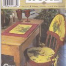 Simplicity Sewing Pattern 8603 0600 Home Decoration Futon Chair Covers Placemats