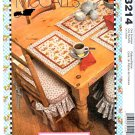 McCall's Sewing Pattern 3214 Kitchen Charm Accessories Mary Engelbreit