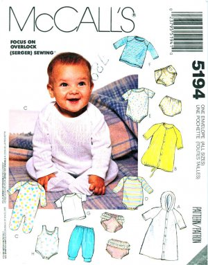 Christening Gowns Patterns we Carry - Smocking