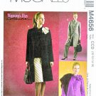 McCalls Sewing Pattern 4656 Misses Size 8-14 Wardrobe Jacket Top Shell Bias Skirt Pants