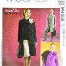 McCalls Sewing Pattern 4656 Misses Size 8-14 Wardrobe Jacket Top Shell Bias Skirt Pants