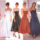 Butterick Sewing Pattern 6405 Misses Size 6-8-10 Easy Classic Formal Prom Gown Dress Stole