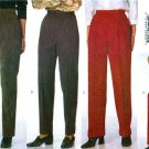 Butterick Sewing Pattern 5210 Misses Size 18-22 Easy Pants Three Styles