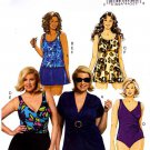 Butterick Sewing Pattern 5795 Womens Plus Size 26W-32W Easy Coverup Swimming Bathing Suit