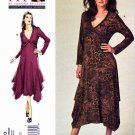 Vogue Sewing Pattern 1210 Misses Women's Sizes Size 10-32W Easy Today's Fit Knit Dress