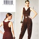 Vogue Sewing Pattern 8738 Misses Sizes 4-10 Easy Pullover Knit Top Loose Harem Style Pants