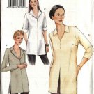 Vogue Sewing Pattern 7259 Misses Size 20-22-24 Misses' Easy Pullover Tops Sleeve Options
