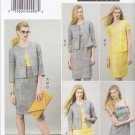 Vogue Sewing Pattern 8916 V8916 Misses Sizes 6-14 Wardrobe Jacket Top Dress Skirt