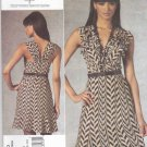 Vogue Sewing Pattern 1190 Misses Size 6-12 Tracy Reese Easy Close-Fitting A-Line Sleeveless Dress