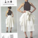 Vogue Sewing Pattern 1248 Misses Size 12-18 AKO Andreakatzobjects Sleeveless Top Skirt