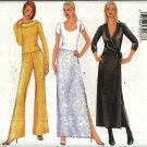 Butterick Sewing Pattern 6769 Misses Size 18-22 Easy Lined Long Straight Formal Skirt Pants