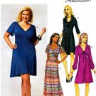 Butterick Sewing Pattern 5794 Misses Size 8-16 Easy Raised Waist Empire Dress