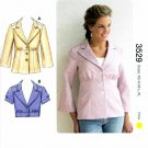 Kwik Sew Sewing Pattern 3529 Misses Sizes XS-XL (approx. 8-22) Raised Waist Jackets