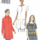 Vogue Sewing Pattern 8924 Misses Size 16-26 Easy Pullover Tunic Tops Sleeve Options