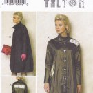 Vogue Sewing Pattern 8934 V8934 Misses Size 16-26 Marcy Tilton Loosing Fitting Coat