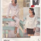 Vogue Sewing Pattern 2898 V2898 Misses Size 12-16 Charlotte Neuville Jacket Skirt Pants