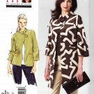 Vogue Sewing Pattern 1262 Misses'/Women's Plus Size 10-32W Sandra Betzina Easy Jacket