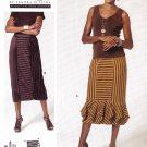 Vogue Sewing Pattern 1292 Misses'/Women's Plus Size 10-32W Sandra Betzina Easy Pull-on Knit Skirt