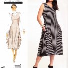 Vogue Sewing Pattern 1297 V1297 Misses'/Women's Plus Size 10-32W Betzina Easy Pullover Knit Dress