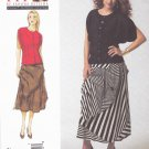 Vogue Sewing Pattern 1333 Misses'/Women's Plus Size 10-32W Sandra Betzina Blouse Tucked Skirt