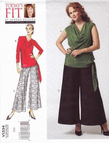 Sandra Betzina | Shop Patterns | Vogue Patterns