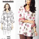Vogue Sewing Pattern 1345 Misses'/Women's Plus Size 10-32W Sandra Betzina Easy Pullover Top
