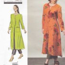 Vogue Sewing Pattern 1356 Misses'/Women's Plus Size 10-32W Sandra Betzina Duster Tapered Pants