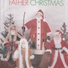 Butterick Sewing Pattern 5863 Father Christmas Pere Noel St. Nick Dolls