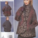 Vogue Sewing Pattern 1277 Misses' 4-14 Koos Van Den Akker Reversible Long Sleeve Jacket