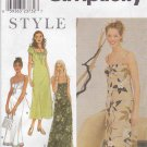 Simplicity Style Sewing Pattern 9089 Misses Sizes 6-16 Empire Wast Sundress Dress