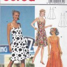Burda Sewing Pattern 4531 Misses Sizes 6-18 Button Front Flared Sundress Dress