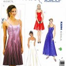 Kwik Sew Sewing Pattern 3294 Misses Sizes XS-XL (approx 6-22) Flared Princess Seam Long Short Dress