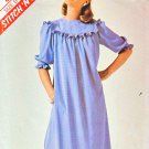 McCall's Sewing Pattern 8409 Misses Size 6-10 Loose-Fitting Dress Elbow Length Sleeves