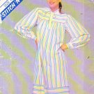 McCall's Sewing Pattern 8420 Misses Size 6-10 Loose-Fitting Long Sleeve Dress