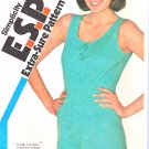 Simplicity Sewing Pattern 5970 Misses Size 12-16 Knit Pullover Tank Top Shorts