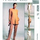 McCalls Sewing Pattern 8252 Misses Size 12 Jones New York Pantsuit Pants Jacket Vest