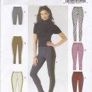 Butterick Sewing Pattern 5788 Women's Plus Sizes 18W-24W Easy Knit Leggings Length Options