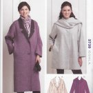 Kwik Sew Sewing Pattern 3739 Misses Sizes XS-XL (approx 6-22) Button Front Long Sleeve Coats