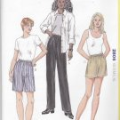 Kwik Sew Sewing Pattern 2806 Misses Sizes XS-XL (approx 6-22) Pull-on Shorts Pants