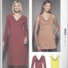 Kwik Sew Sewing Pattern 3652 Misses Sizes XS-XL (approx 6-22) Easy Knit Dress Tunic