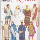 Simplicity Sewing Pattern 8152 Misses Mens Teens Sizes XS - XL Nativity Costumes