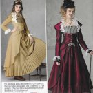 Simplicity Sewing Pattern C2172 2172 Misses Sizes 14-22 Steampunk Victorian Costumes