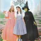 Simplicity Sewing Pattern C4136 4136 Misses Sizes 6-12 Wizard of Oz Dorothy Bad Good Witch Costumes