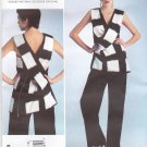 Vogue Sewing Pattern 1309 V1309 Misses Size 14-22 Issey Miyake Designer Original Tunic Pants