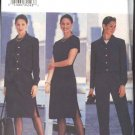 Butterick Sewing Pattern 3307 Misses Size 20-24 David Warren Easy Straight Dress Pants Jacket